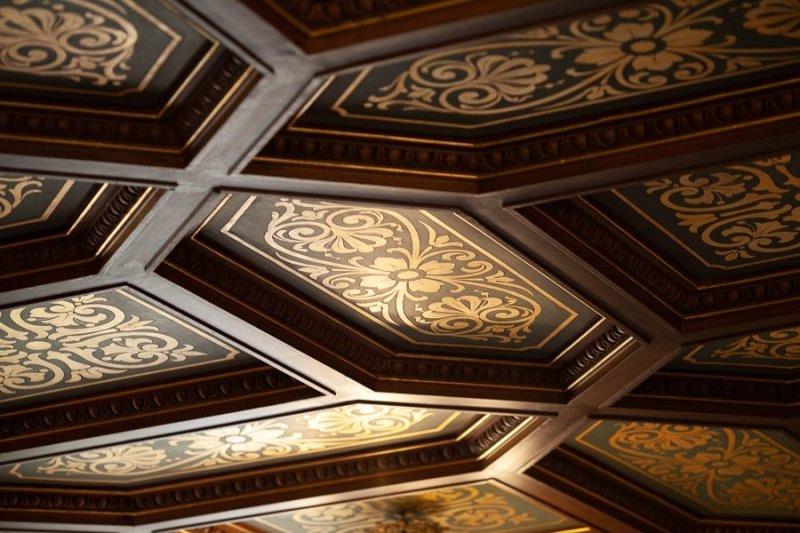 Mairie Montecarlo Interior Detail