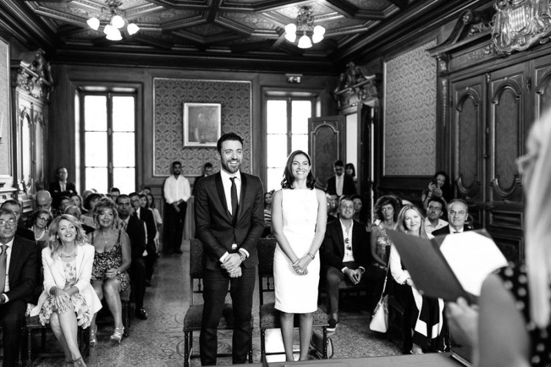 Wedding in Montecarlo