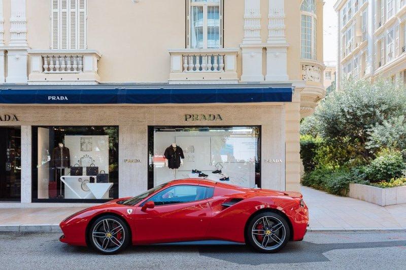 Ferrari Montecarlo Prada