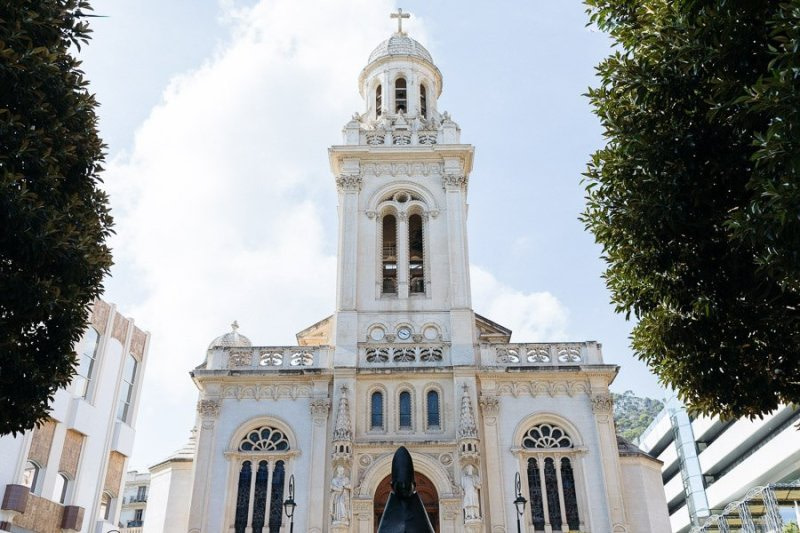 Eglise Monaco