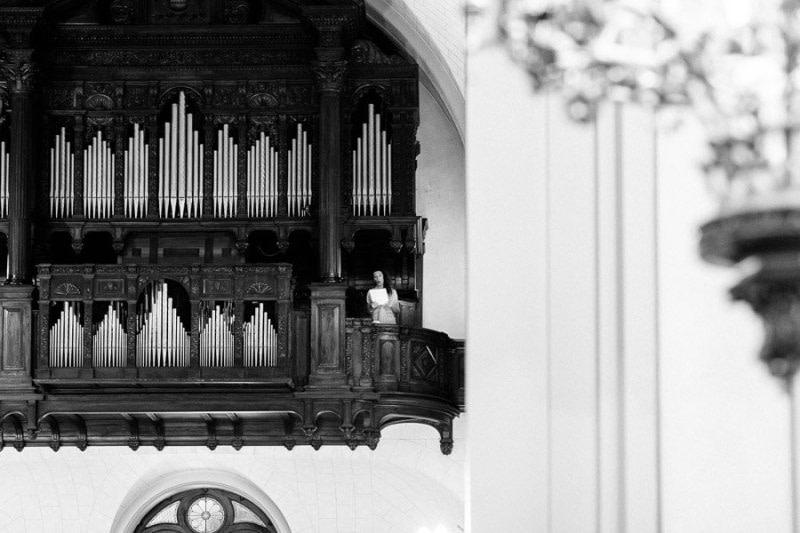 Eglise Montecarlo Mariage