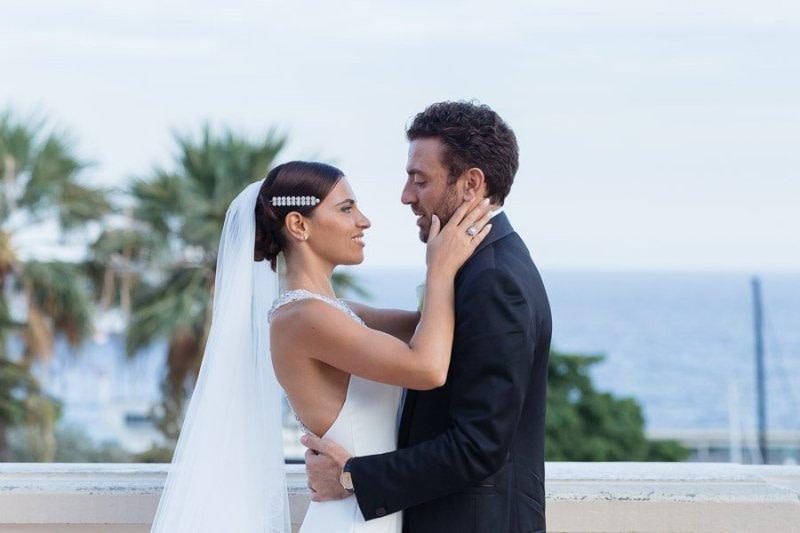 Monaco Wedding Day