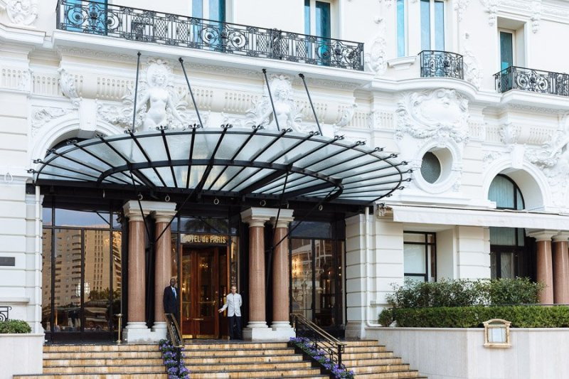 Hotel De Paris Montecarlo