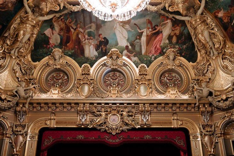 Theatre Opera Monte-Carlo Interior