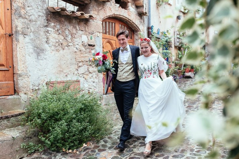 Biot Wedding Photographer