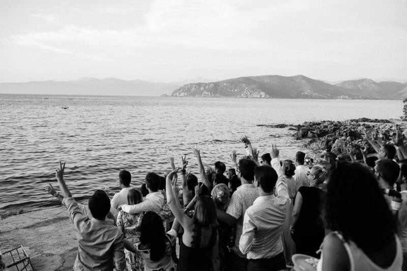 Matrimonio in Spiaggia in Corsica