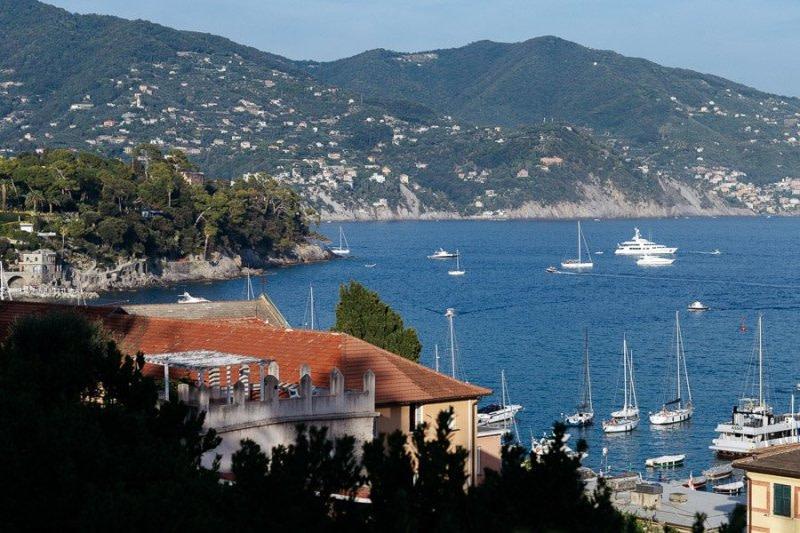 Santa Margherita Ligure sea-view