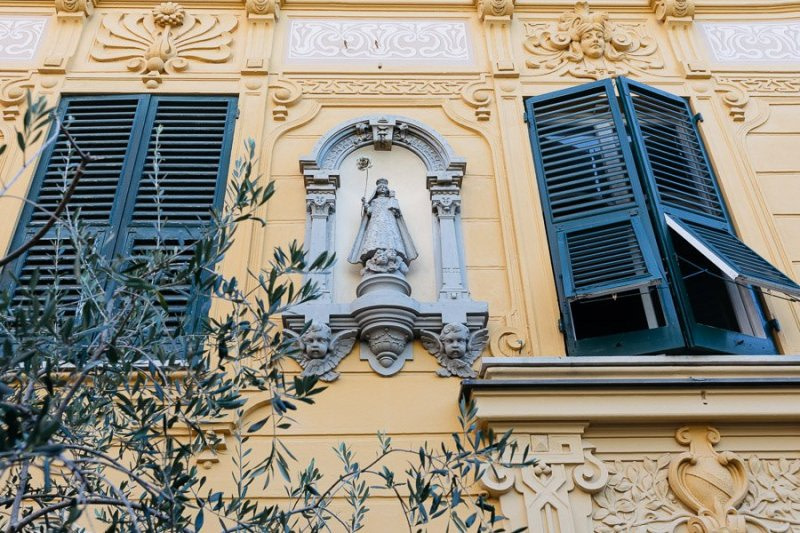 Santa Margherita Ligure Via della Vittoria