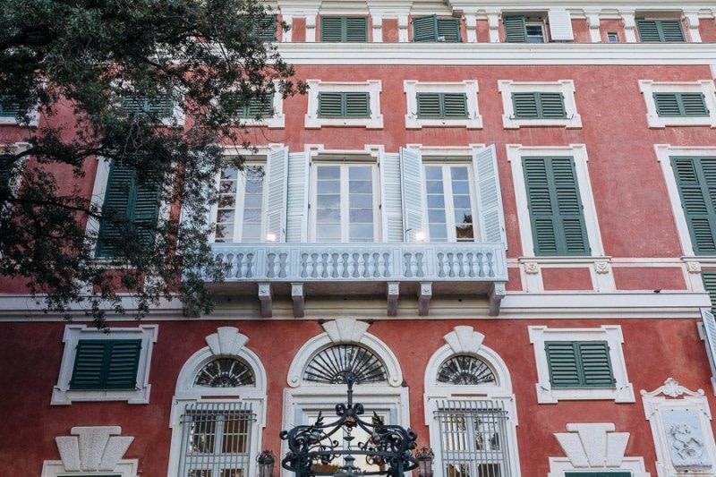 Baroque Liguria Villa Durazzo