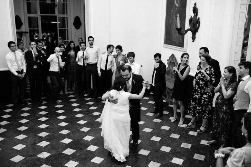 First Dance Wedding Day