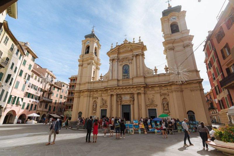 Main church Santa Margherita Ligure