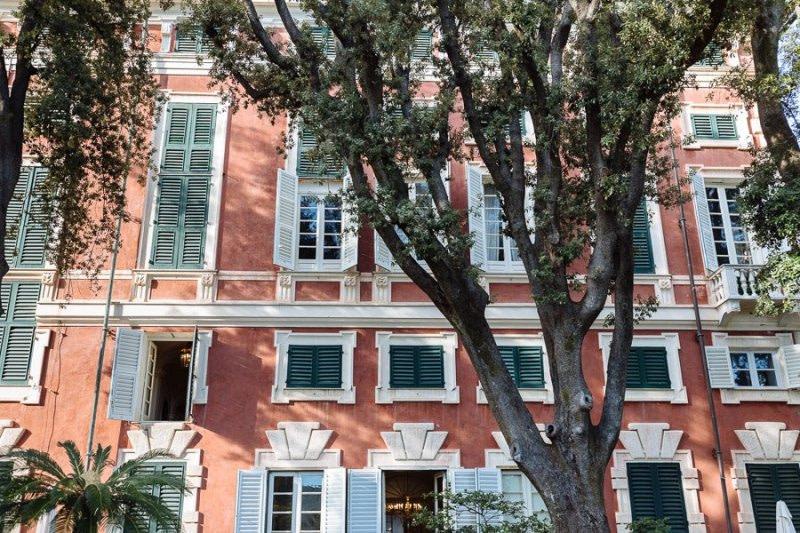 Baroque Palace Villa Durazzo Santa Margherita Ligure