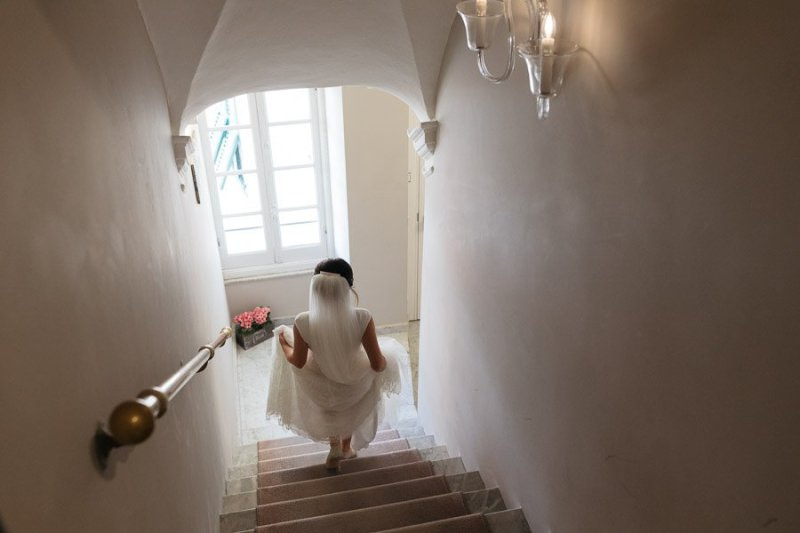 Bride Dress Santa Margherita Ligure