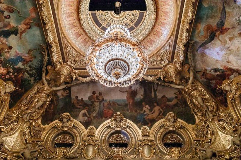 Opéra de Monte-Carlo Luca Vieri Wedding Photographer