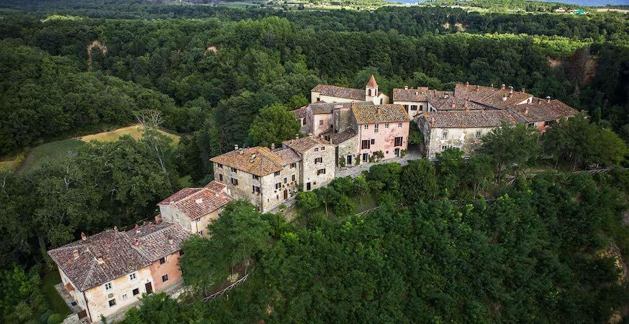 Il Borro Relais Tuscany Weddings