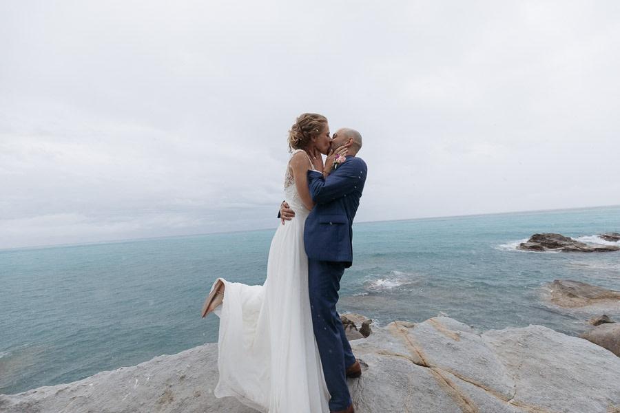 Rainy Wedding Bordighera