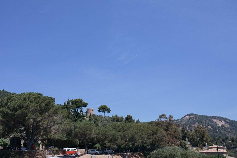 Bormes-Les-Mimosas, Provence