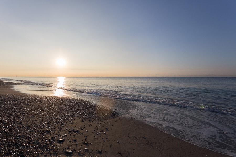Spiaggia di Borgio (SV) Liguria