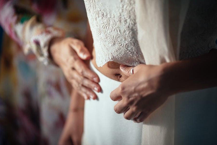 Abito Crop Top Sposa Matrimonio