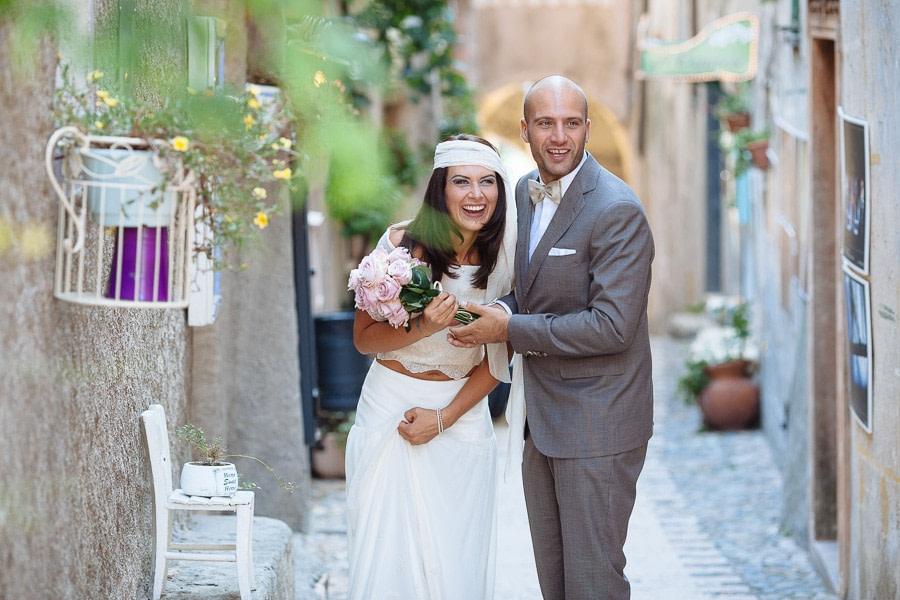 Sposi a Verezzi Liguria