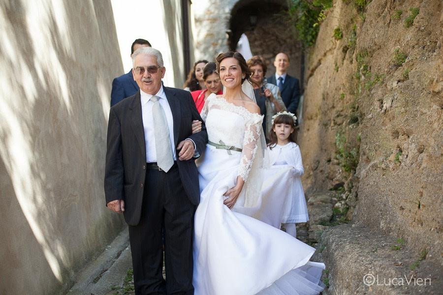 Matrimonio a Pairola Liguria