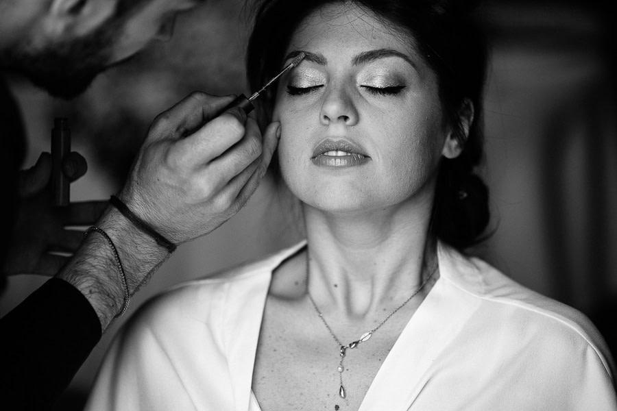 Make-up Wedding Matera