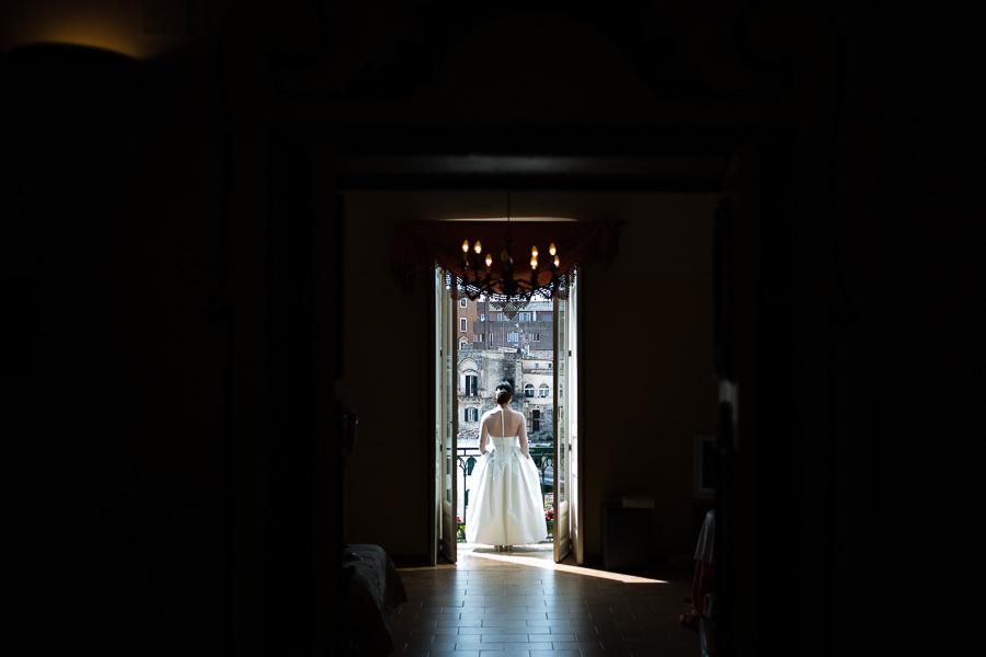 Abito da Sposa Matrimonio Sassi di Matera