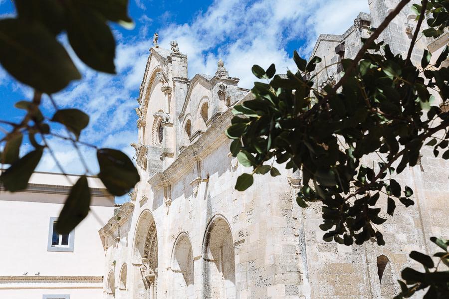 San Giovanni Battista Matera Giorno del Matrimonio