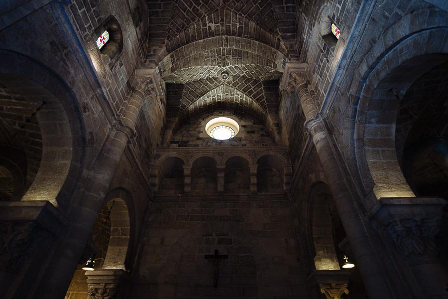 Interno Chiesa di San Giovanni Battista, Matera