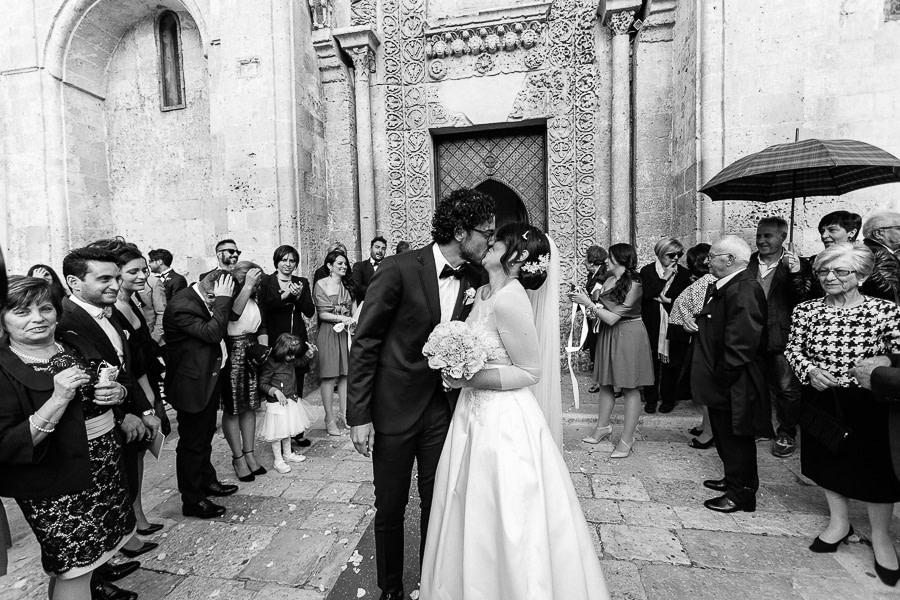 Pioggia Matrimonio Matera