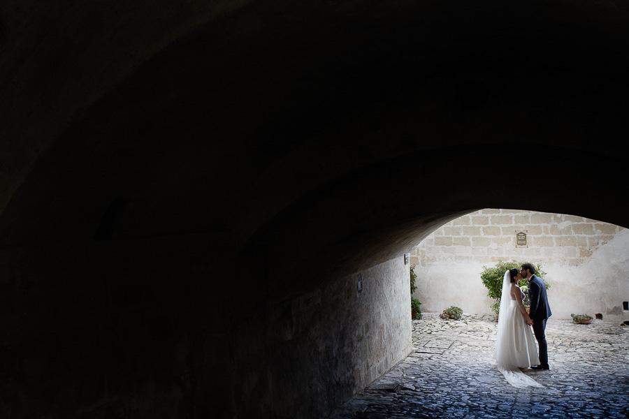 Ritratti Sposi Matera Luca Vieri fotografo