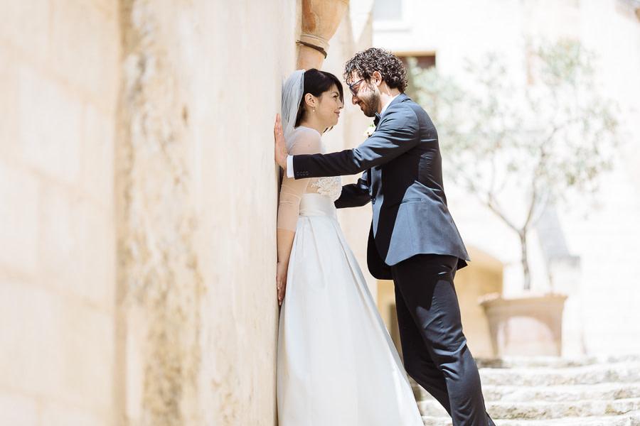 Sassi di Matera fotografia di matrimonio